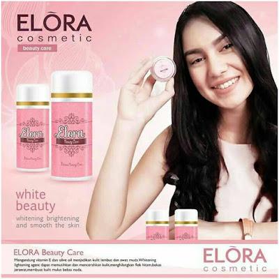 Cream Elora - Produk Pemutih Wajah Aman Bpom - Cerahkan Wajahmu