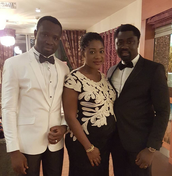 mercy johnson inlaw