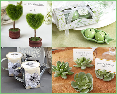 HotRef Blog Green Garden Party Favors