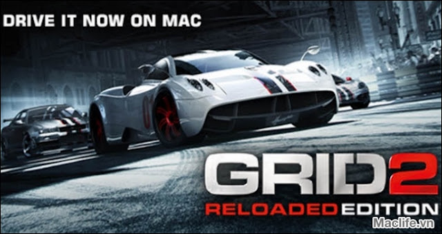 GRID 2 Reloaded Edition PC Full Version