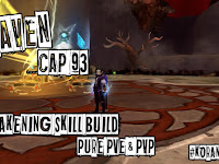 RAVEN CAP 93 AWAKENING SKILL BUILD [ Dragon Nest ]