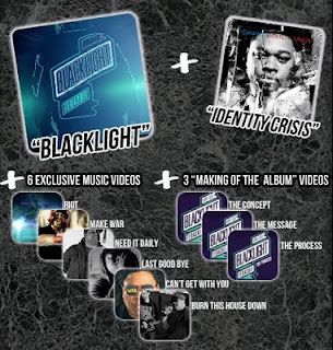 Get Tedashii's Blacklight and Identity Crisis + 9 videos