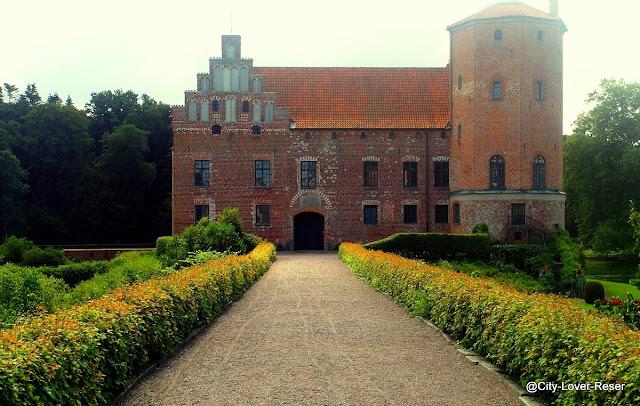 Sweden - Skåne - Torups slott