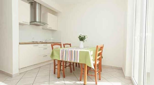 kitchen set ruang sempit