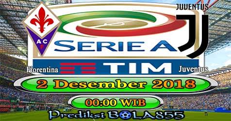 Prediksi Bola855 Fiorentina vs Juventus 2 Desember 2018