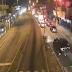 Trânsito intenso na av. Bernardo Vieira x rua dos Pegas