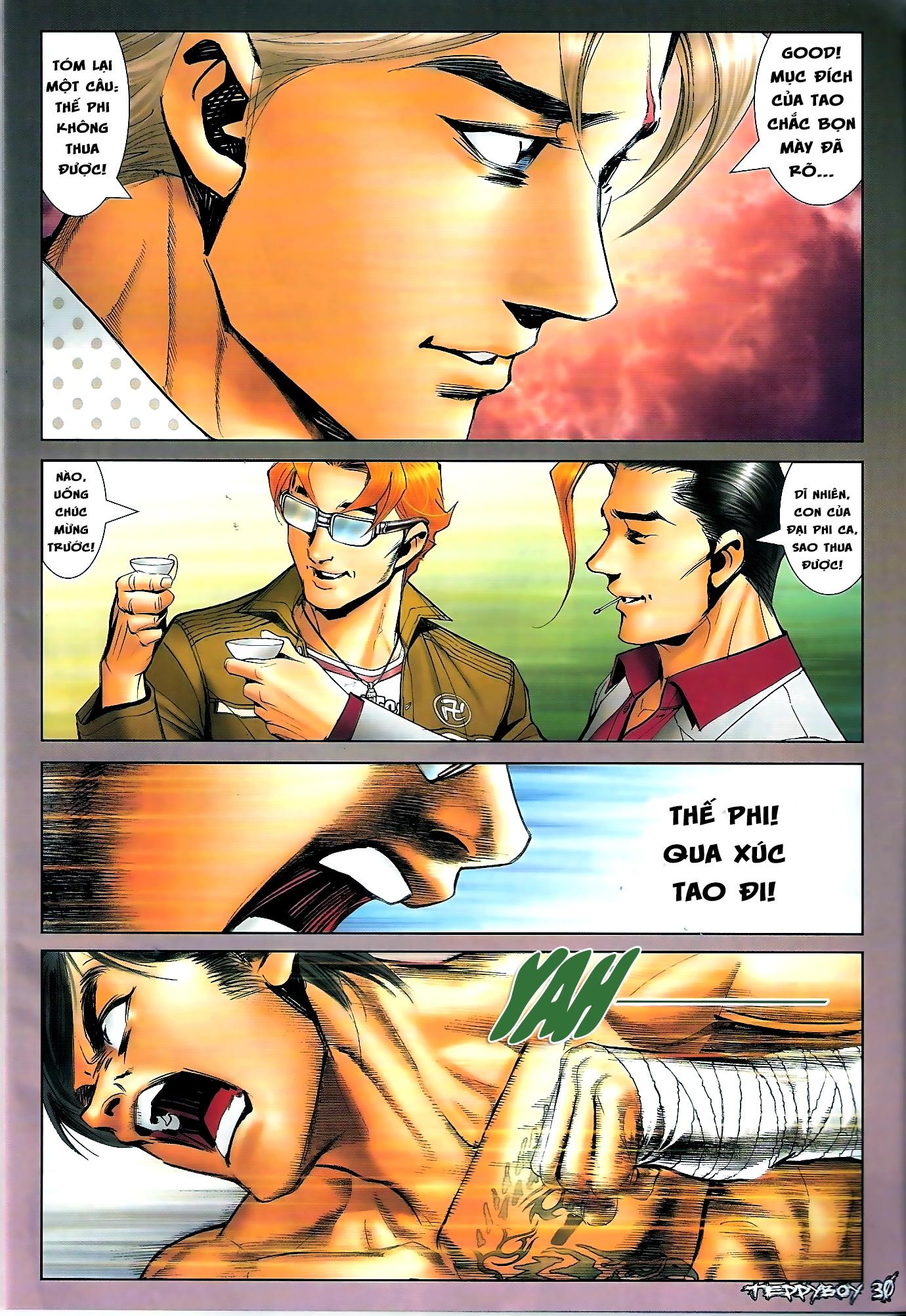 Người Trong Giang Hồ - Chapter 1303: Hỏa Sài và Quỷ Vương - Pic 26