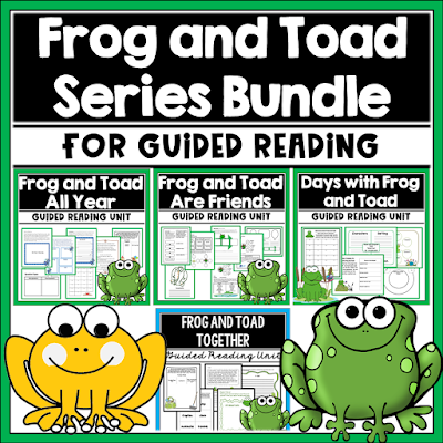 Teaching about frogs? Check out this blog post which includes lots of frog and toad themed materials for your unit. Check it out before you start planning.