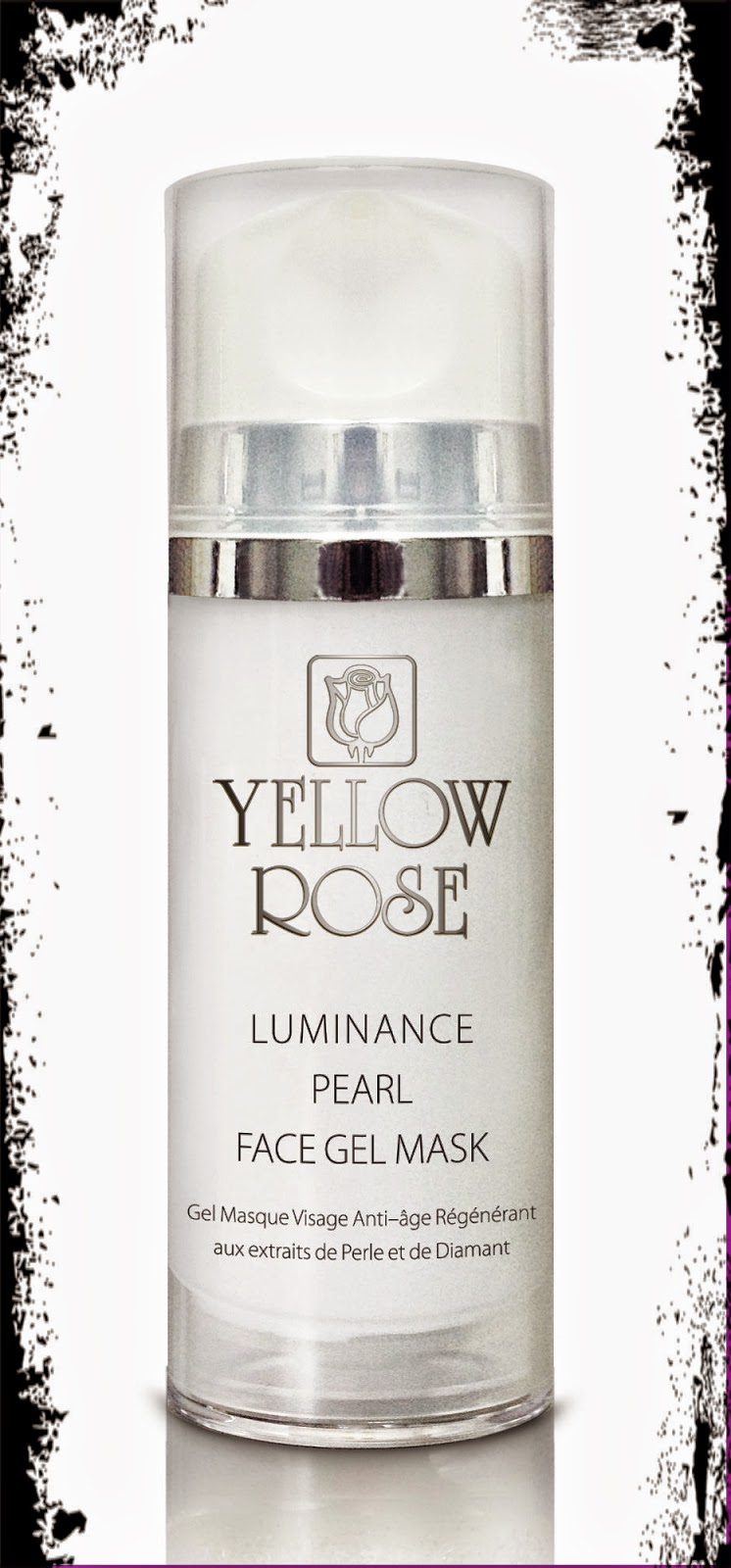 Masque Luminance Yellow Rose