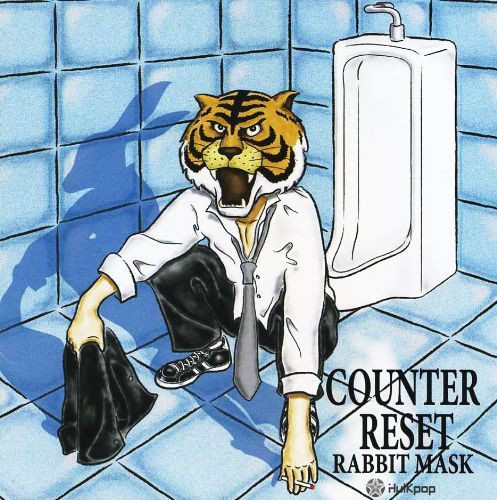 Counter Reset – Vol.2 Rabbit Mask