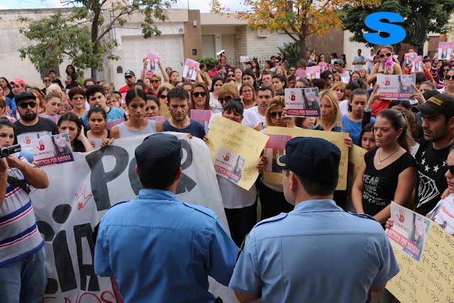 Autoridades Policiales recibieron cordialmente a familiares de Nayara