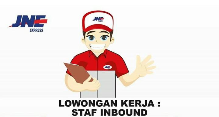 Lowongan Staff Inbound JNE Pasuruan Agustus 2018
