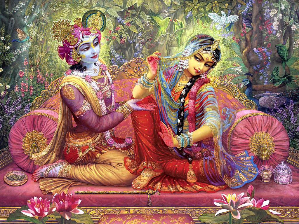 Radha Krishna Images For Facebook Cover