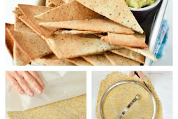 Low Carb tortillas chips
