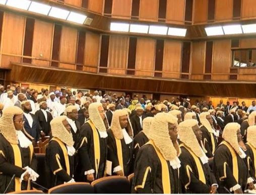 Nigerian Judicial Council gives Walter Onnoghen and Tanko Mohammad 7-working days to respond to petitions written against them