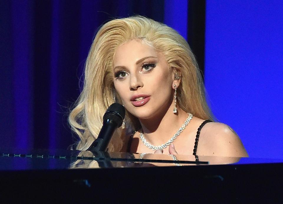 """Lady Gaga sobre su nuevo álbum: """"Estoy trabajando todos los días"""""""