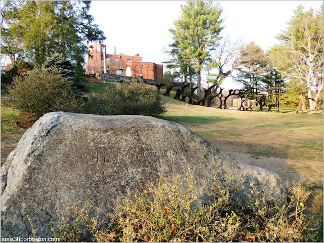 DeCordova Sculpture Park and Museum en Lincoln