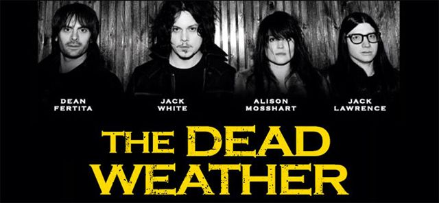 Miembros del Grupo The Dead Weather