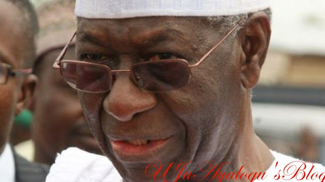 Anenih: Why battle for June 12 failed