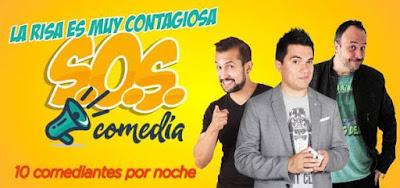 S.O.S. COMEDIA Bogota