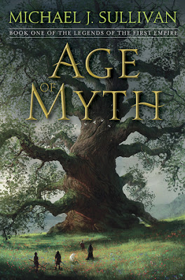 Age of Myth by Michael J. Sullivan Review