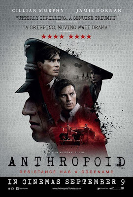 Anthropoid 2016 DVD R1 NTSC Latino