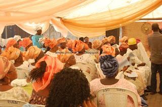 Love at First Sight! Photos From Motunrayo Abiola And Oluwagbemiga Adedayo Traditional Wedding 5
