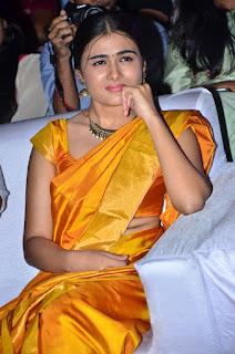 Shalini Pandey Beautiful Actress Saree Event
