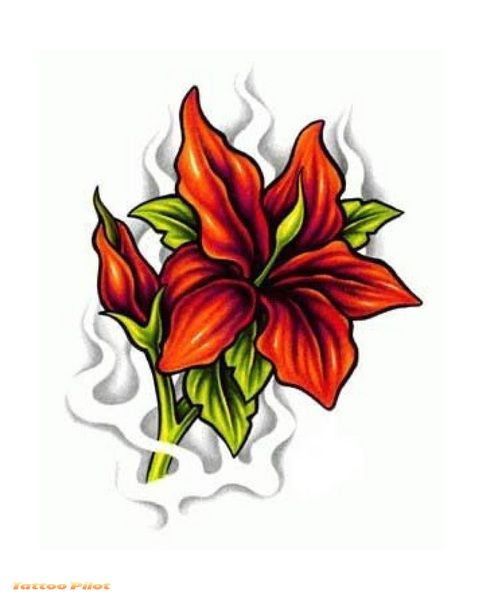 flower%2btattoo%2bdesigns