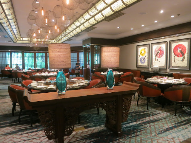 Jiang-Nan Chun, Four Seasons Singapore