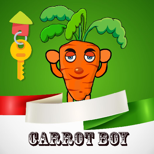 Cute Carrot Boy Rescue Walkthrough