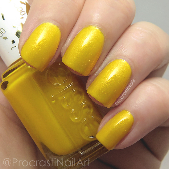 Essie Aim to Misbehave