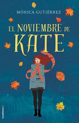 El noviembre de Kate de Mónica Gutiérrez