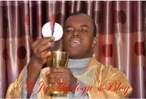 Father Mbaka warns politicians to stay away from his Adoration Ministries
