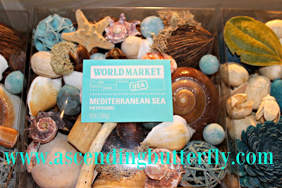 Cost Plus World Market Mediterranean Sea Potpourri