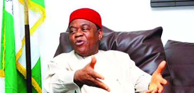 Orji liberated Abia State – Obinna, Orji's media adviser