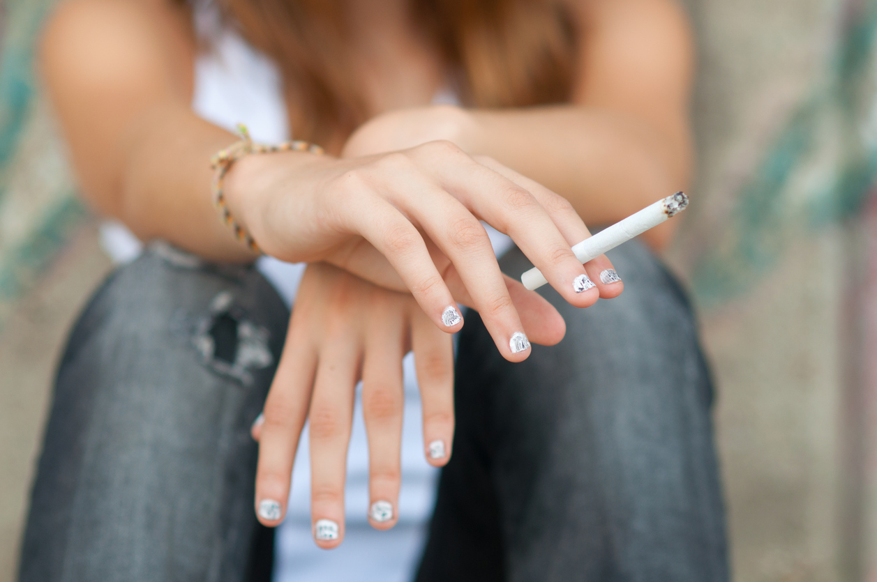 Cigarette Smoking Associated With Psychotic Experiences in Adolescents, Study Finds