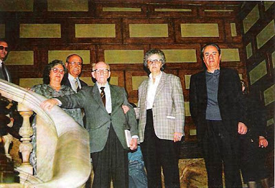 Argüelles nombrado Forjador de la Historia Deportiva de Cataluña en 1995