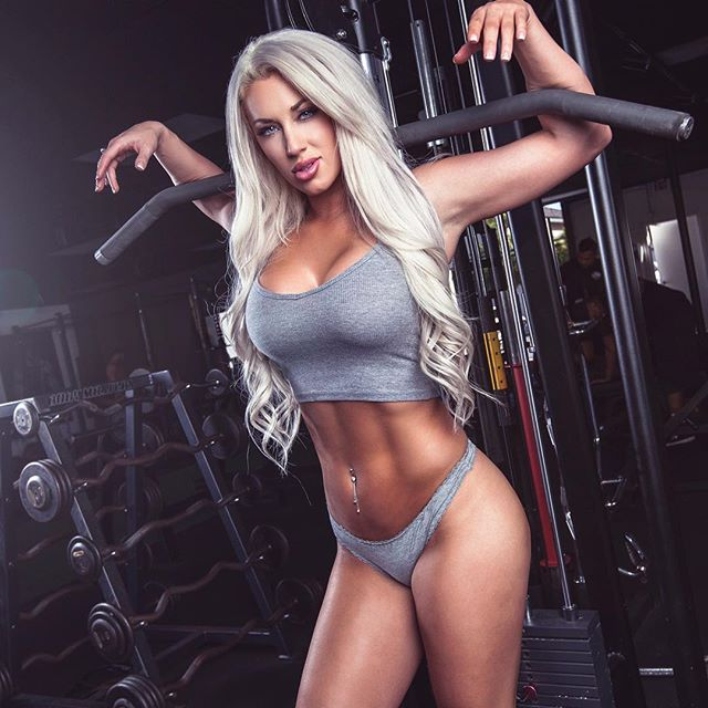 Fitness Laci Kay Somers photos