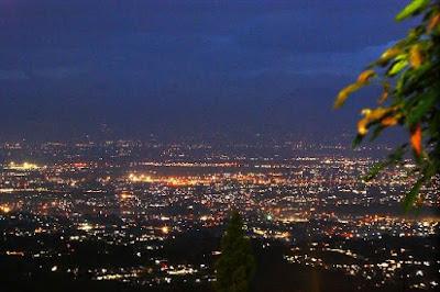 Tempat Photo Saat Sunset Di Bandung