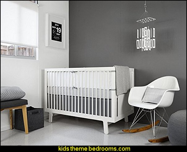 olli & lime crib modern baby nursery - modern kids bedrooms - modern childrens furniture - modern baby bedding - modern home style decorating Mid Century modern decor - Modern baby bedrooms - modern baby girls nursery - modern baby boys nursery - modern baby