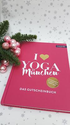Das perfekte Geschenk für die beste Freundin… I LOVE YOGA – München *Gewinnspiel*