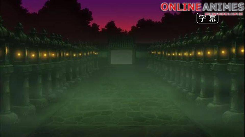 """005 """"Criança Do Templo Amaldiçoado"""""""