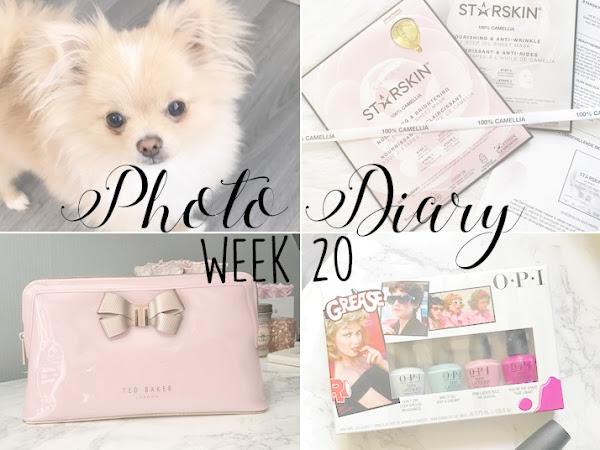 Photo Diary Week 20