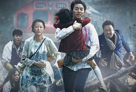 Train To Busan on iflix