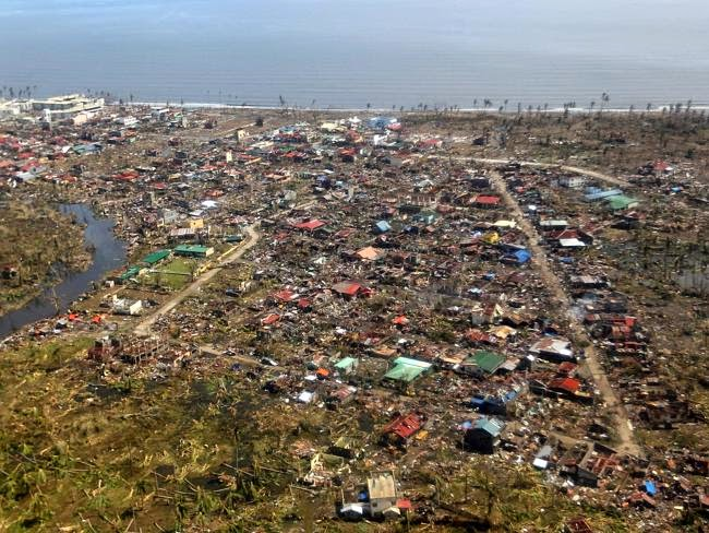 After 6 Months, Only 50 Houses Built For Haiyan Survivors