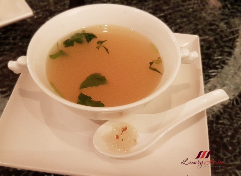 hilton dynasty restaurant review imperial birds nest soup