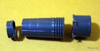 HC-EB51 のジャバラホース