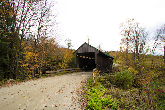 Browington-Montgomery covered bridge road