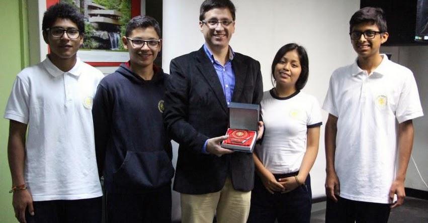 Mediterranean Shipping Company brinda charla a estudiantes del COAR Lima